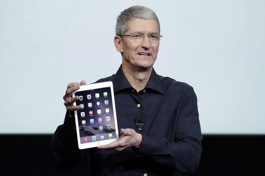 управление компанией apple