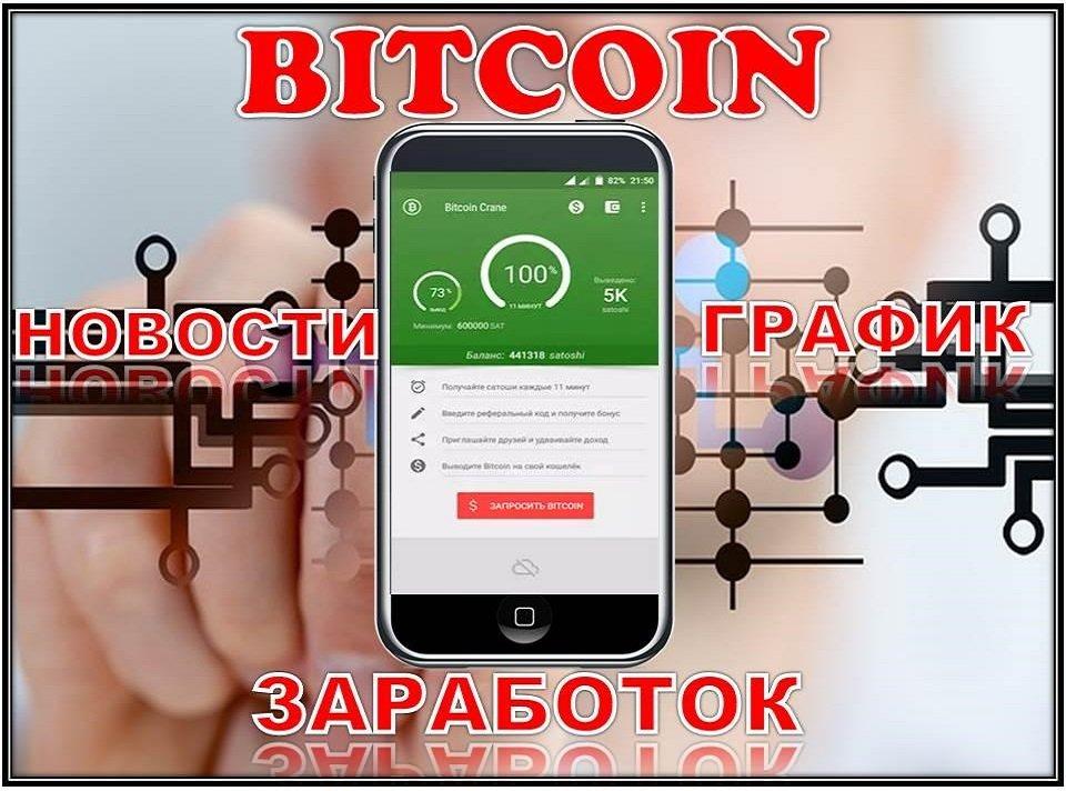 Bitcoin news crane