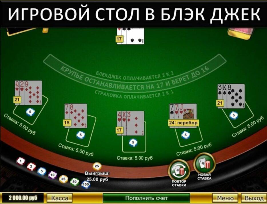21 онлайн игра на деньги