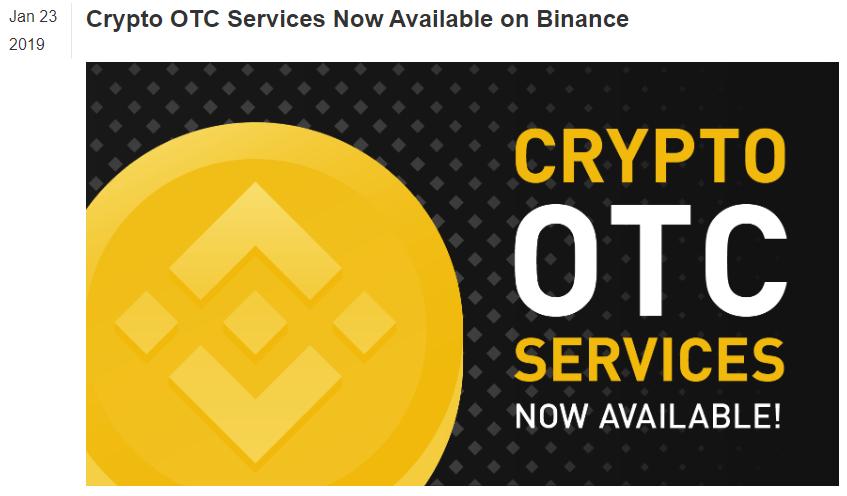 crypto OTC