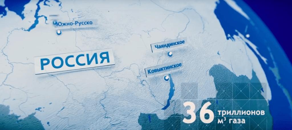 газпром энергетический гигант