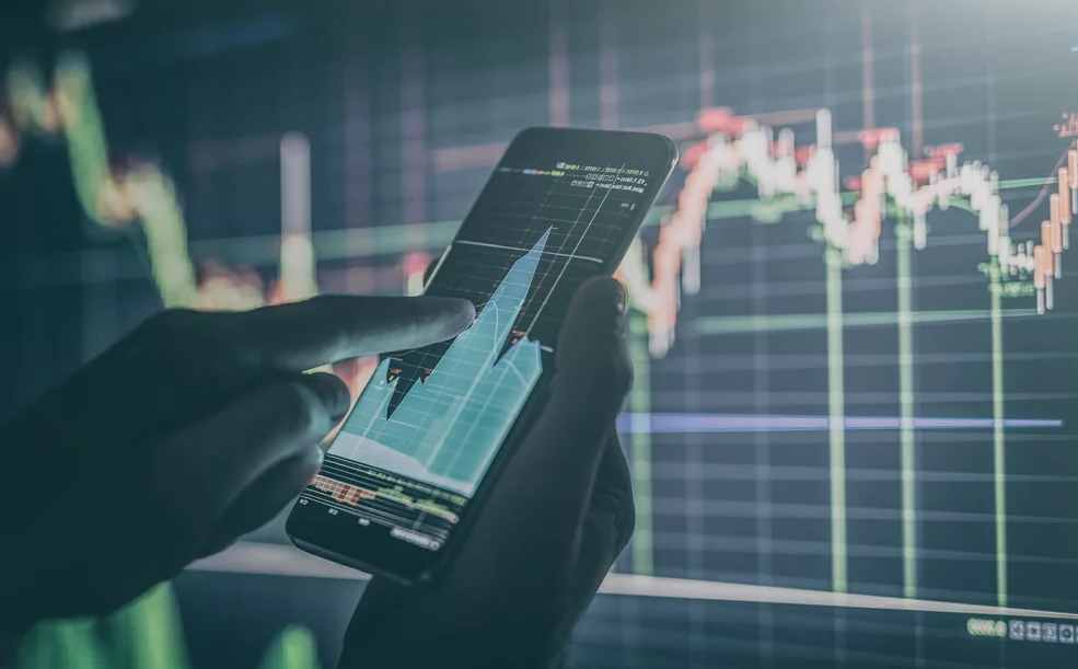 Покупка акций через биржу