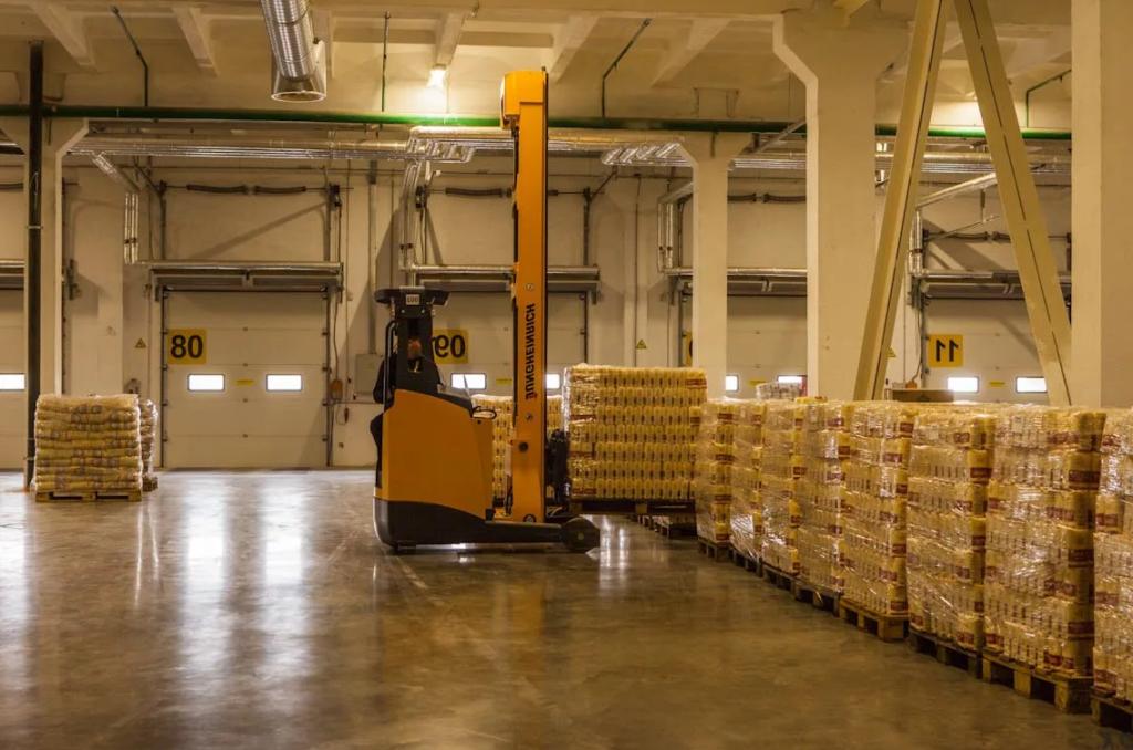 инвестиции в складские помещения