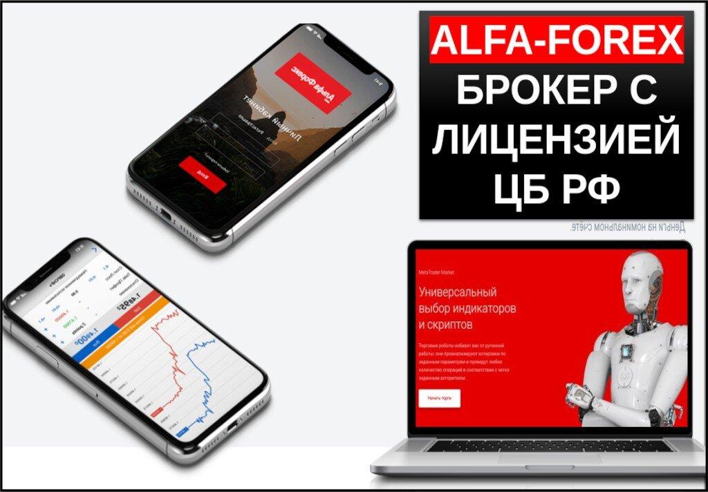 Брокер Alfa Forex